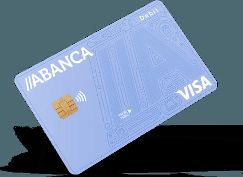 Tarjeta Abancacard
