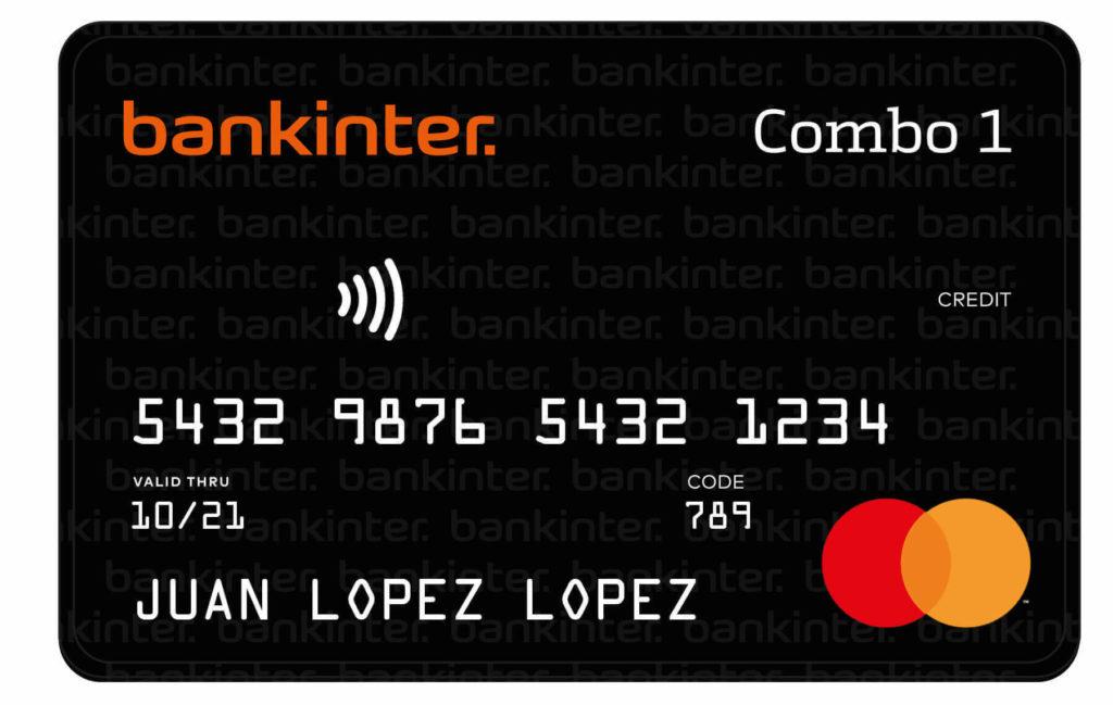 Tarjeta Combo Bankinter