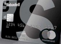 Tarjeta Sabadell BS CARD