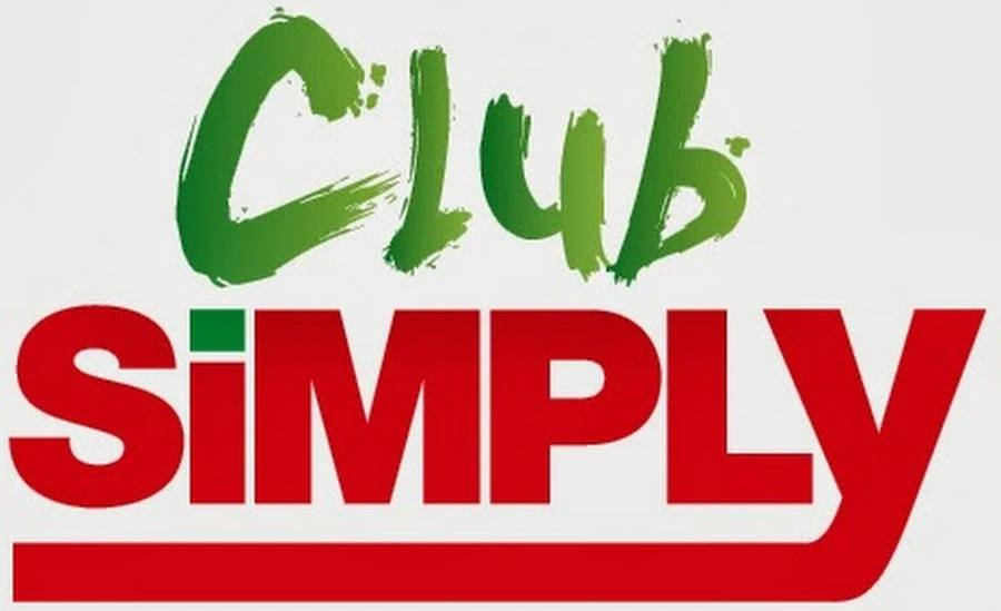 Tarjetas Simply club