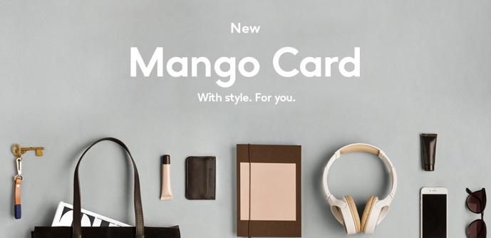 mango card