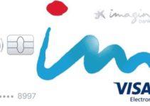 tarjeta imaginbank visa