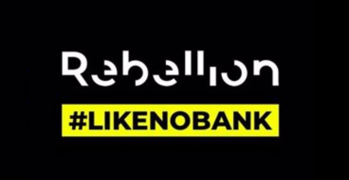 Rebellion like no bank